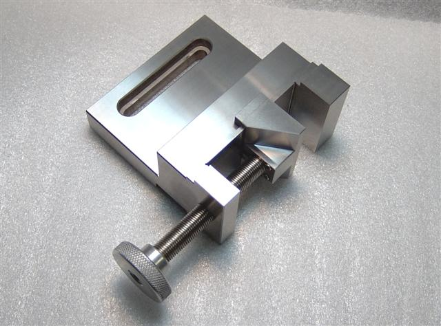 PRAXIS Wire EDM Tooling Vise, Stainless Steel Vises